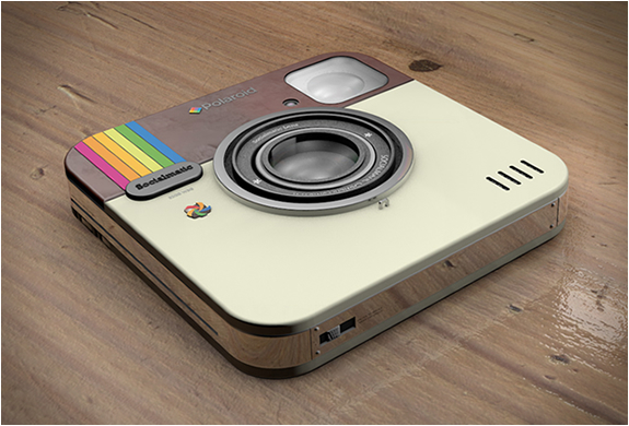 POLAROID INSTAGRAM CAMERA | Image