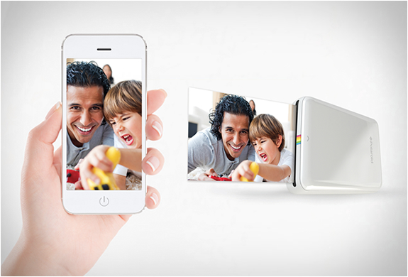 POLAROID ZIP | INSTANT MOBILE PRINTER | Image