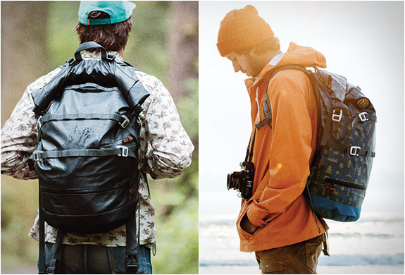 POLER HIGH AND DRY PACK | Image