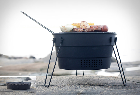 Pop Up Grill | Image