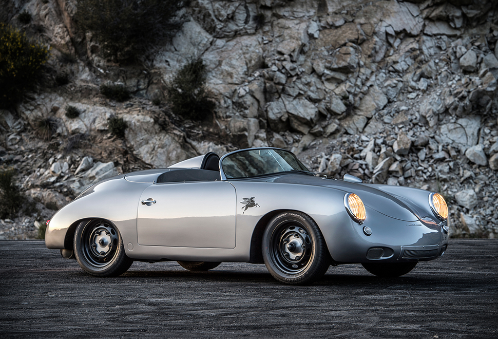 PORSCHE 356 OUTLAW ROADSTER | Image