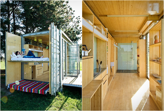 Portable Container Holiday Home | Image