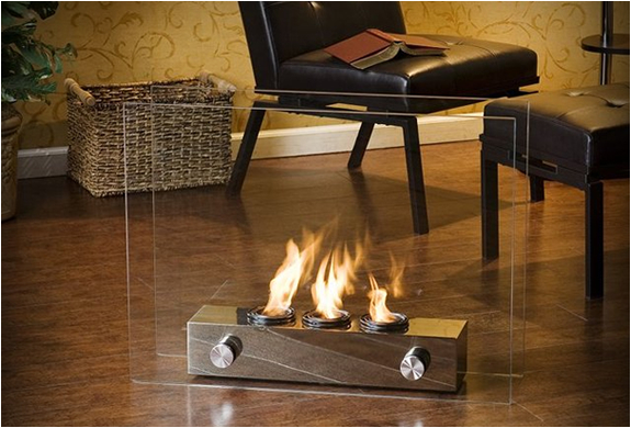 PORTABLE GEL FIREPLACE | Image