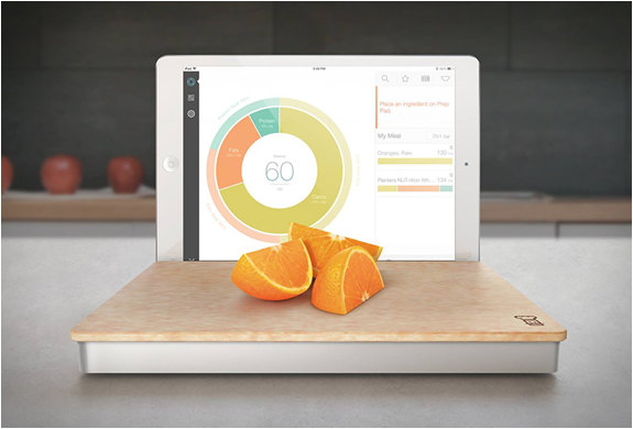Prep Pad | Smart Food Scale | Image