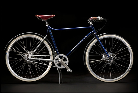 PRIMARIUS | PREMIUM DUTCH BICYCLES | Image