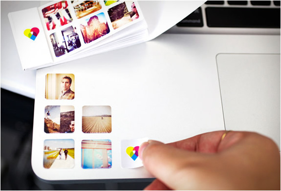 Printstagram | Mini Instagram Stickers | Image