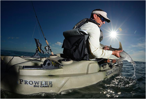 PROWLER BIG GAME II KAYAK | Image