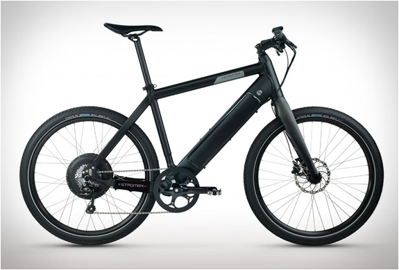 STROMER ST1 ELITE ELECTRIC BIKE | Image