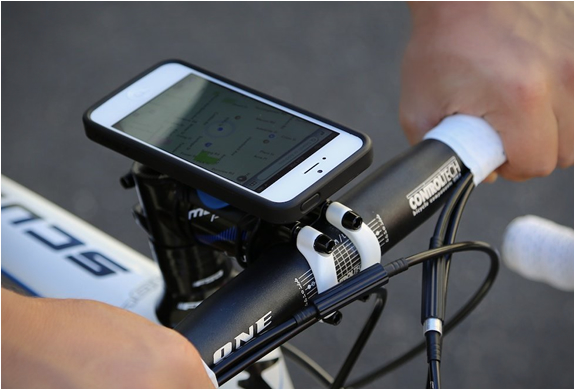QUAD LOCK IPHONE 5 BIKE MOUNT KIT | Image