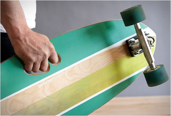 QUARTERTWENTY SKATEBOARDS | Image