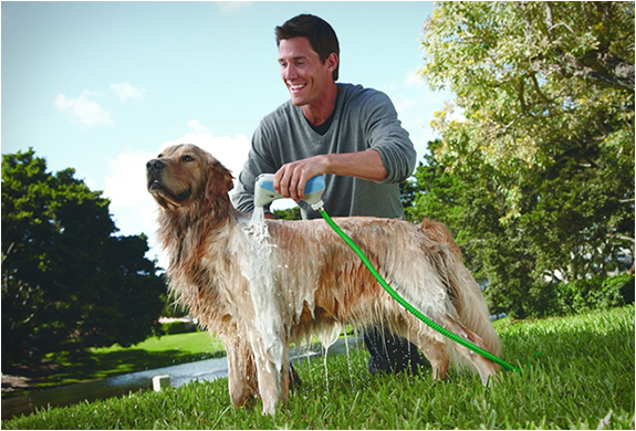 Rapidbath | Dog Bathing System | Image