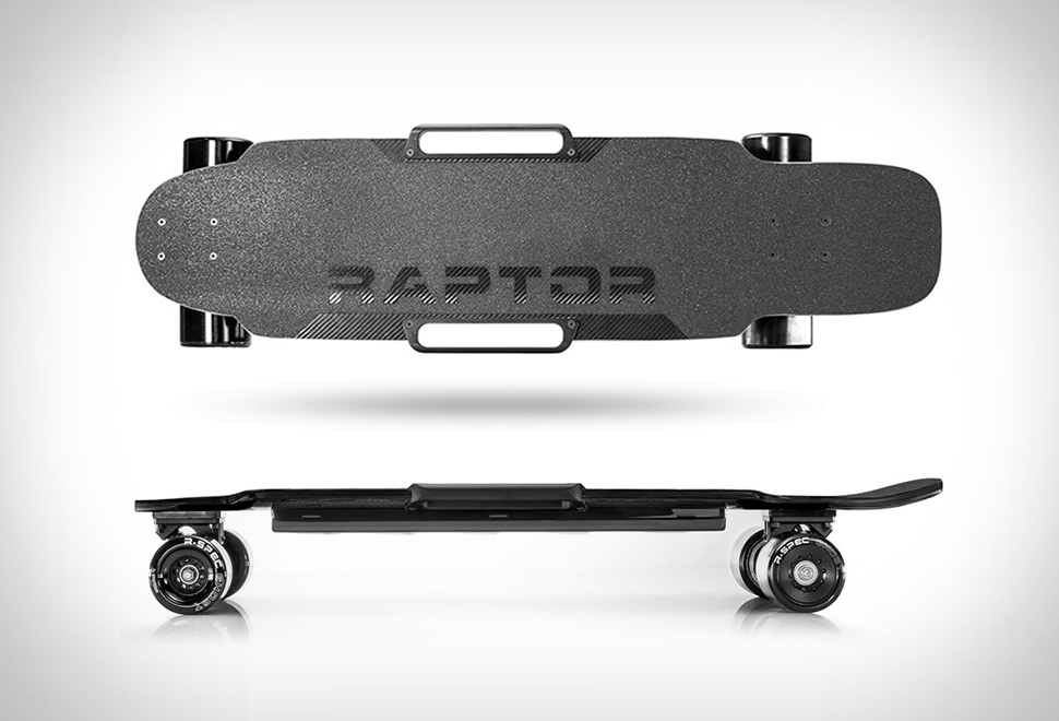RAPTOR 2 ELECTRIC SKATEBOARD | Image