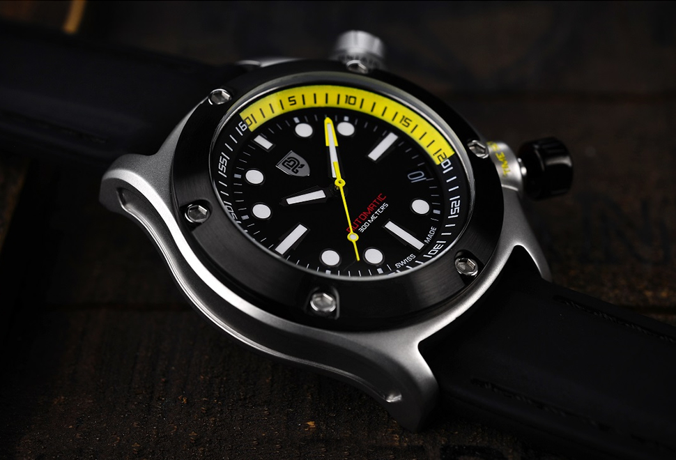 REBEL AQUAFIN DIVE WATCH | Image