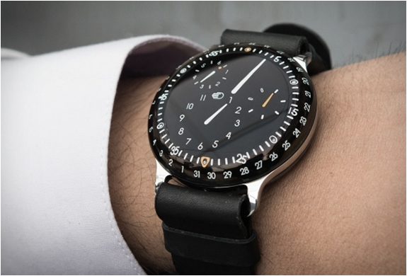 Ressence type 3 for Ressence watches