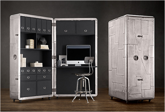 BLACKHAWK SECRETARY | BY RESTORATION HARDWARE | Image