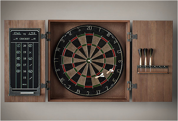 restoration-hardware-tournament-dartboard-set-3.jpg | Image