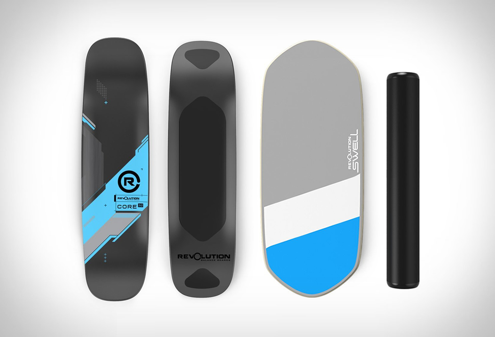 REVOLUTION BALANCE BOARDS | Image