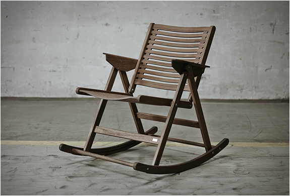 REX ROCKING CHAIR | Image