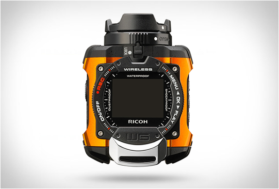 Ricoh Wg-m1 Action Camera | Image