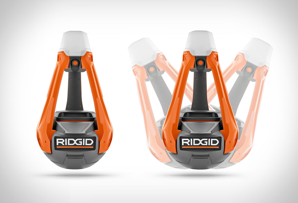 Ridgid Wobbly Work Lamp | Image