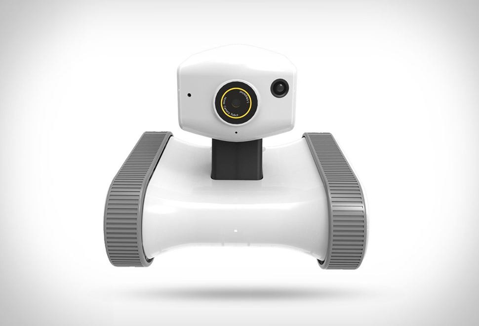 RILEY HOME MONITORING ROBOT | Image