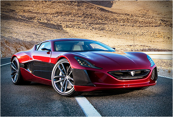 RIMAC CONCEPT ONE | Image