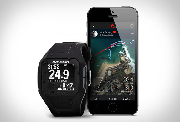 RIP CURL SEARCH GPS SURF WATCH | Image