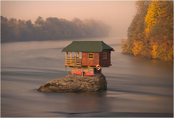 RIVER HOUSE | SERBIA | Image