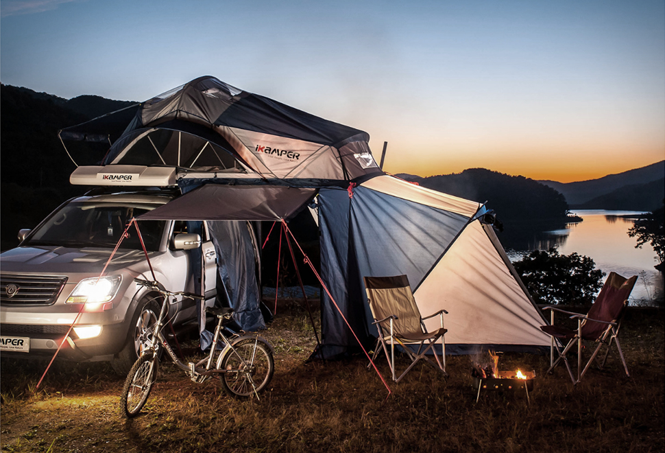 Road Trip Rooftop Tent | Image