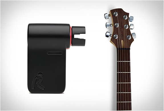 ROADIE | AUTOMATIC GUITAR TUNER | Image