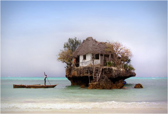 THE ROCK RESTAURANT | ZANZIBAR | Image