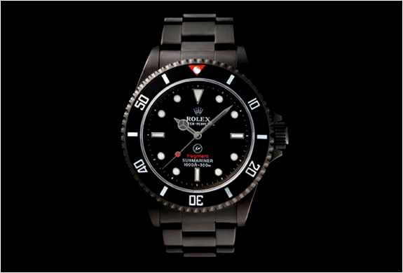 ROLEX OYSTER PERPETUAL SUBMARINER | BY FRAGMENT | Image