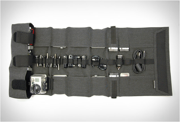 Rollpro Iii | Gopro Organizer Carrying Case | Image