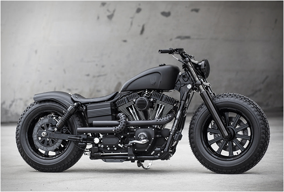 DYNA GUERILLA | BY ROUGH CRAFTS | Image