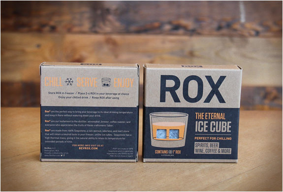 Rox The Eternal Ice Cube