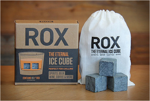 ROX | THE ETERNAL ICE CUBE | Image