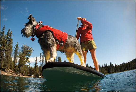 K-9 Float Coat | By Ruffwear | Image