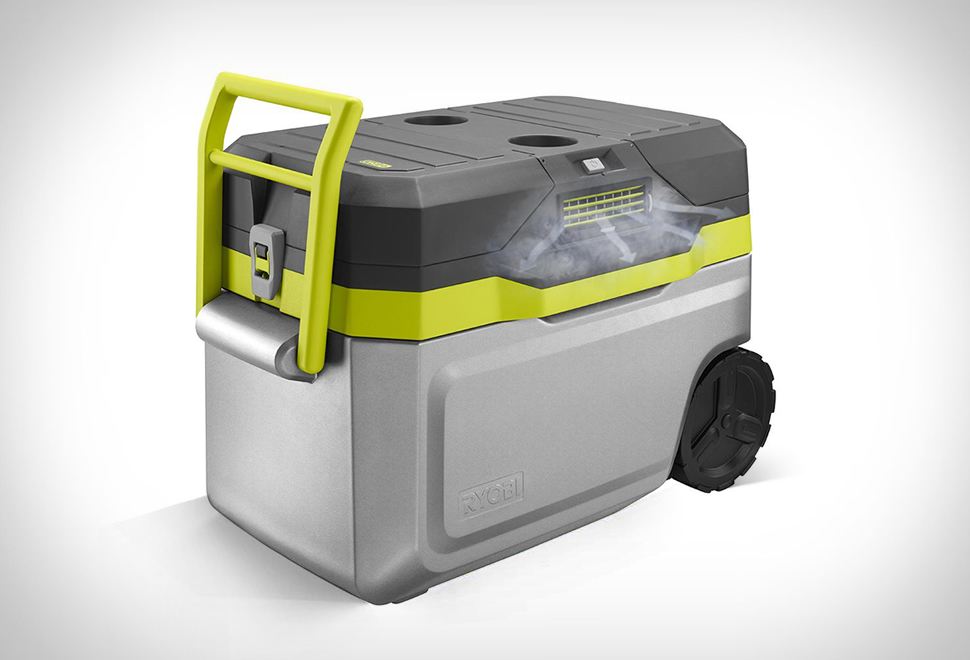 RYOBI AIR CONDITIONED COOLER | Image