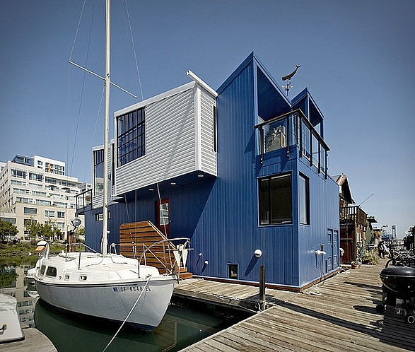 San Francisco Rentals By Owner: San Francisco Houseboat