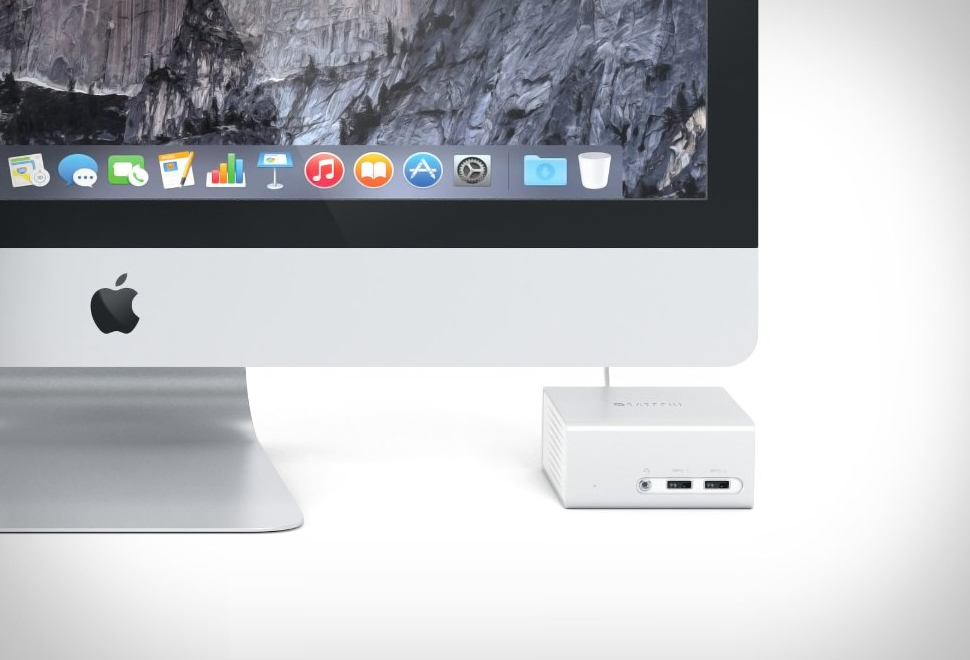 Satechi Mini Docking Station | Image
