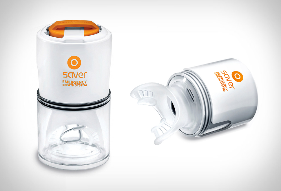 SAVER EMERGENCY BREATH SYSTEM | Image