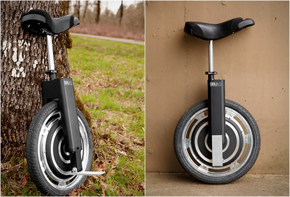 Sbu v3 unicycle