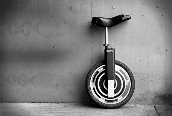 SBU V3 | SELF BALANCING UNICYCLE | Image