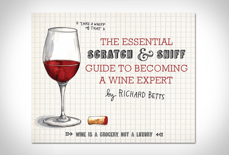 SCRATCH & SNIFF WINE GUIDE | Image