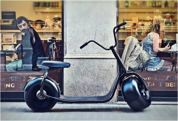 SCROOSER ELECTRIC SCOOTER | Image