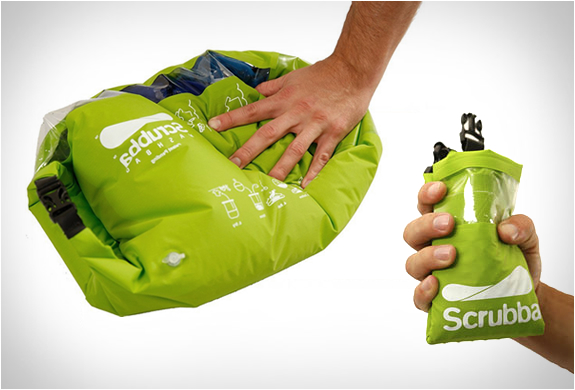 Scrubba Wash Bag | Image