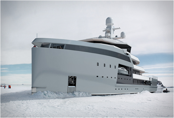 SEAXPLORER EXPEDITION YACHT | Image