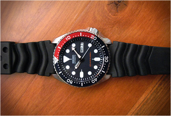 Seiko Classic Divers Watch | Image