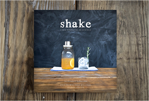 SHAKE | A NEW PERSPECTIVE ON COCKTAILS | Image