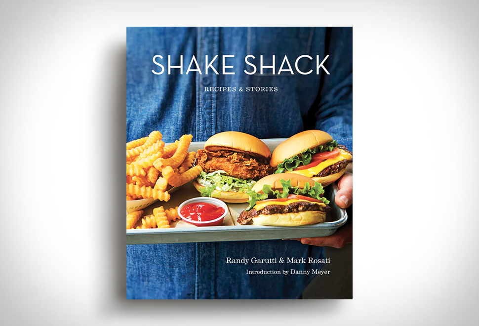 Shake Shack Cookbook | Image